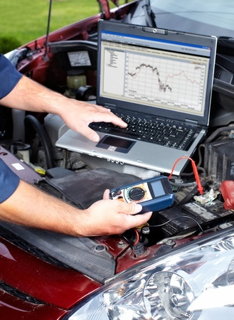 advanced automobile diagnsotics to diagnose check engine light and vehicle problems